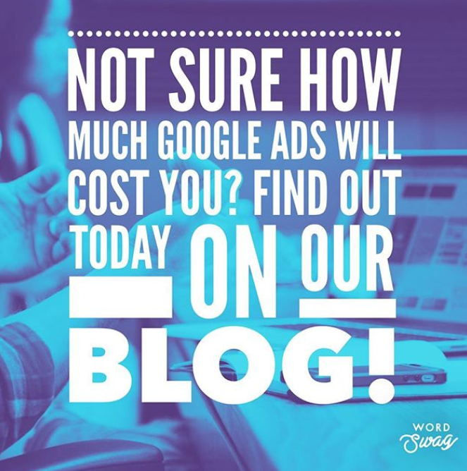 PPC Geeks Blog Google AdWords Cost How Much Will it Cost You - Dan T