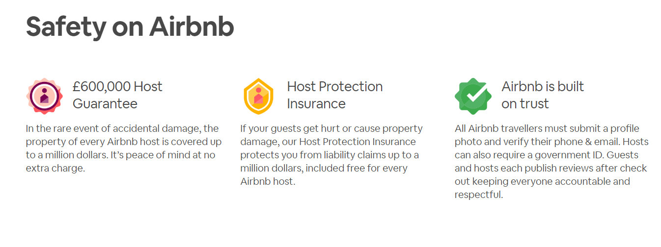 AirBNB Landing Page 5 - Build the Perfect PPC Landing Page: Best Practice & Examples