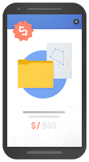 Google instrusive pop up 2 - Landing Page Testing: 12 Tests to Run Right Now