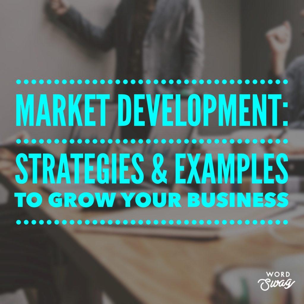 PPC Geeks Blog Market Development Strategies Examples to Grow Your Business 1 1024x1024 - Sarah S