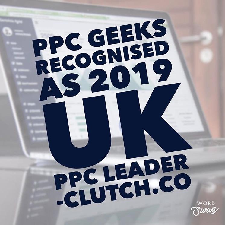 PPC Geeks 2019 UK PPC Winner Feb 2019 - Sarah S