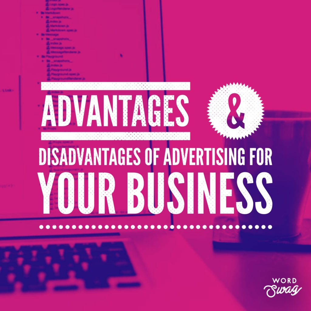 PPC Geeks Blog Advantages Disadvantages of Advertising For Your Business 1024x1024 - Rory B