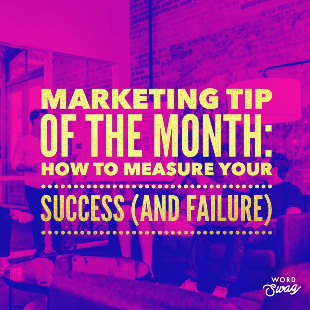 PPC Geeks Blog Marketing Tip of the Month How to Measure Your Success And Failure 1024x1024 - Matt Ramsay