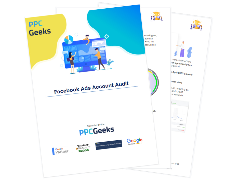 Facebook Ads Audit - Free Pay Per Click Ads Audits