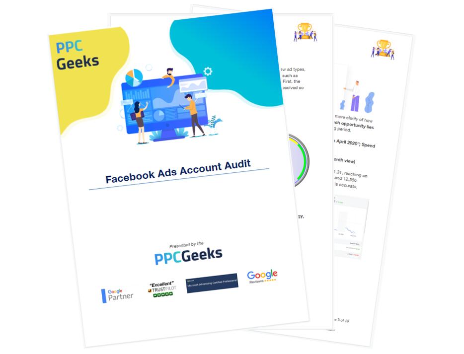Facebook Ads Audit - Facebook Ads