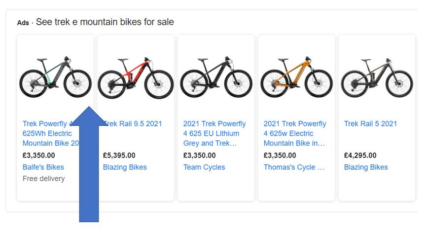 How to Improve Google Shopping Product Data use high quality images - Feed Optimisation