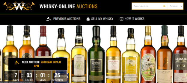 whisky online - Talk home calling cards