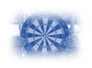 Image showing a dart board to show this article is about Optimised Targeting: Google Ads' New Optimised Targeting option