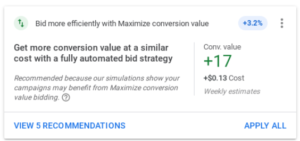 Image showing New Google Ads Smart Bidding Features to Help You Reach Your Objectives