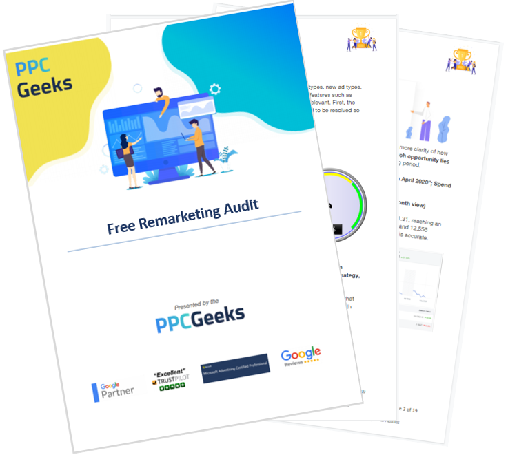 Free Remarketing Audit - Remarketing for Google and Facebook Ads, The All You Need to Know Guide